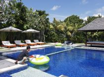 Villa Asante, Child Friendly Pool