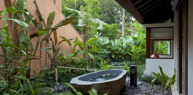 Villa Atacaya, Outdoor Bathtub
