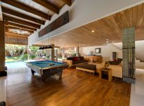 Villa Kinara, Pool Billiard Room