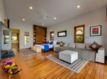 Villa Kinara, Guest Bedroom & TV Room