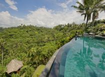 Villa Bukit Naga, Pool with View
