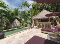 Villa Red Palms, Plunge Pool