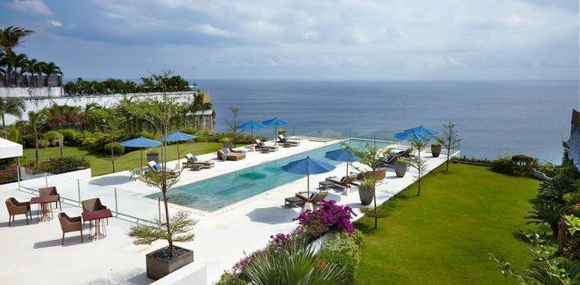 Villa Anugrah, Ocean Views