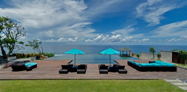 Villa The Pala Pandawa Cliff Estate, Pool With Ocean View