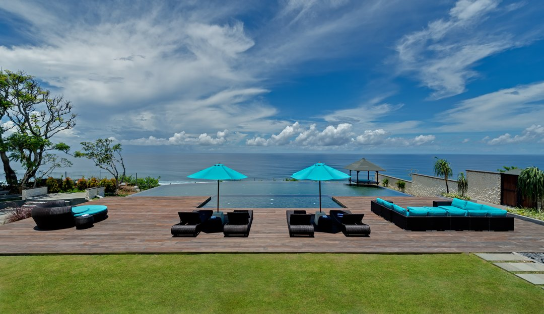 Villa The Pala Pandawa Cliff Estate Pool With Ocean View