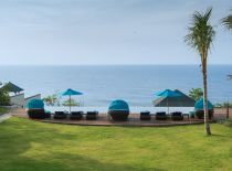 Villa Rose in Pandawa Cliff Estate, Pool With Ocean View