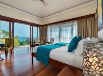 Villa Rose in Pandawa Cliff Estate, Twin Guest Room