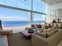Villa Latitude, Living Room With Ocean View