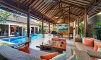 2 Bedrooms Villa Lakshmi Toba in Seminyak