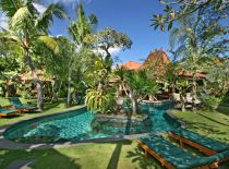 Villa Des Indes I, Pool and Garden