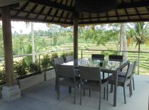 Villa Condense, Alfresco Dining Terrace